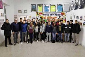 Sport - Calcio - I 19 nuovi arbitri della sezione Aia di Viterbo