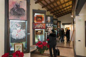 Montalto di Castro - La mostra