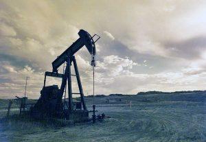 Petrolio - Un pozzo