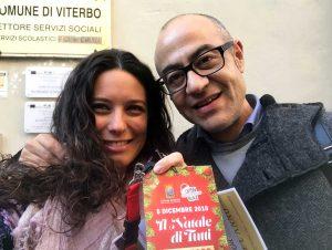 Antonella Sberna e Andrea Baffo