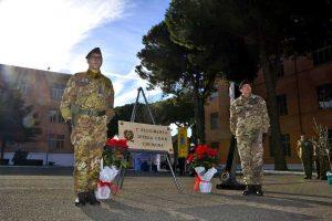 Civitavecchia - 20 anni del settimo reggimento Nbc Cremona