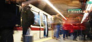Metropolitana - Una fermata