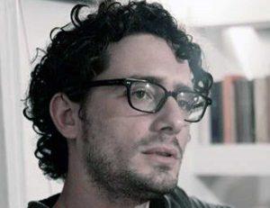 Il regista Francesco Raganato