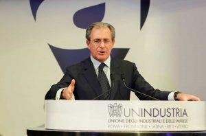 Filippo Tortoriello, presidente di Unindustria