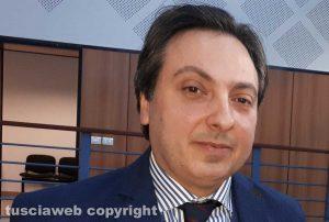 Tribunale - Il professor Mauro Bacci