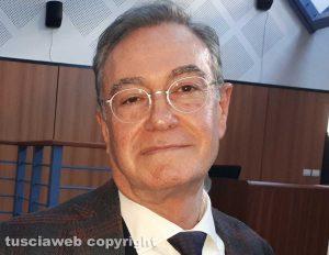 Tribunale - Il professor Massimo Lancia