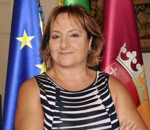 Roma - L'assessora ai Lavori pubblici Margherita Gatta
