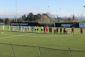 Sport - Calcio - Il match tra Monterosi e Trastevere
