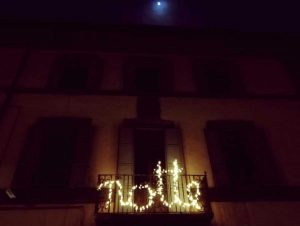 San Faustino - Luminaria