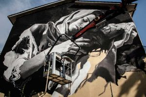 Gallese - Residenza d'arte urbana Pubblica