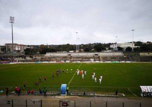 Calcio - Torres Sassari - Flaminia
