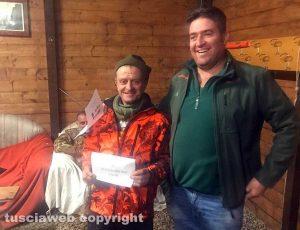 Tuscania - La lotteria dell'associazione cacciatori