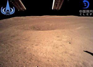 La sonda cinese sulla Luna
