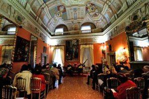 Viterbo - Incontri culturali a palazzo Brugiotti