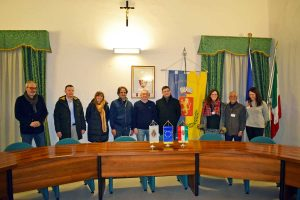 Meeting Internazionale progetto Alleys