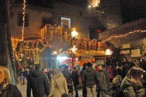 Viterbo - Il Caffeina Christmas village 2018