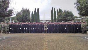 Gli allievi marescialli ad Anzio e Nettuno