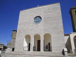 Onano - Chiesa di Santa Croce