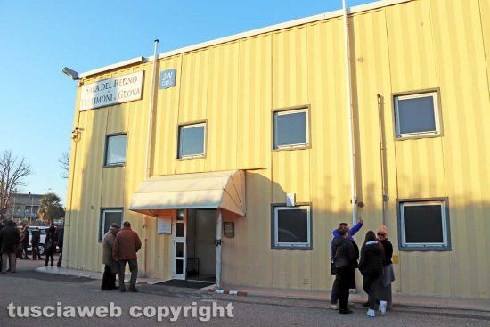 Viterbo - La Sala del Regno