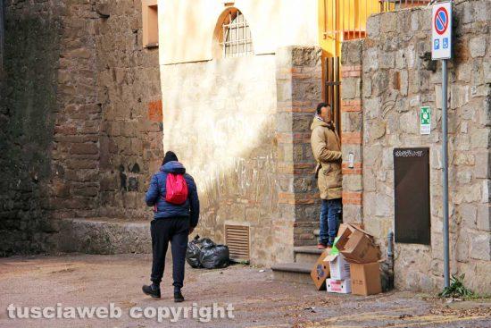 Viterbo - La mensa della Caritas