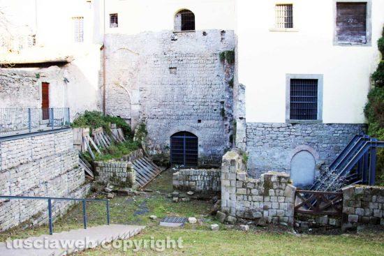 Viterbo - Il recupero di Palazzo Di Vico