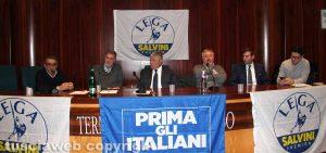 Viterbo - conferenza alle Terme dei Papi