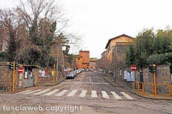 Viterbo - Via Signorelli