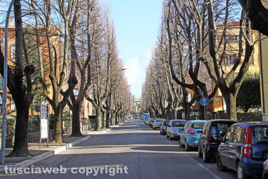 Viterbo - Il quartiere Pilastro