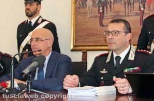 Mafia a Viterbo - Michele Prestipino e Giuseppe Palma