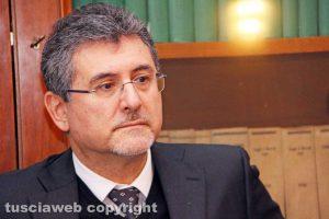 Viterbo - Il direttore di Mammagialla Pierpaolo D'Andria