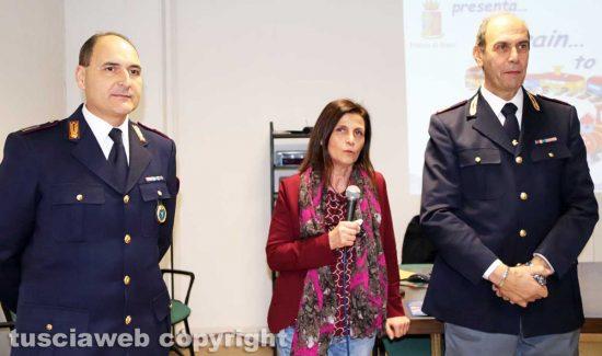 Viterbo - Paolo Pasqualini, Vera Brodo e Giovanni Boccalato