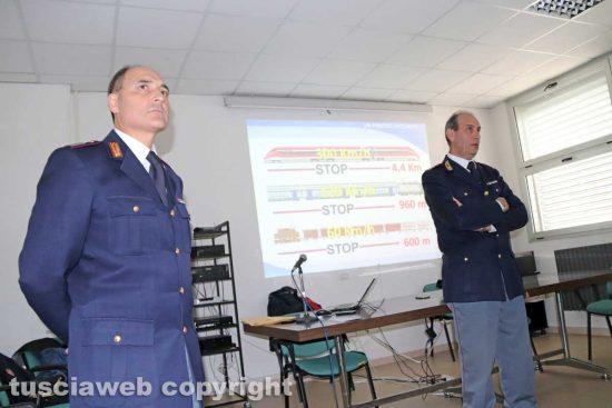 Viterbo - Paolo Pasqualini e Giovanni Boccalato