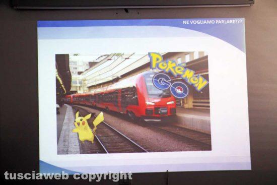 """Viterbo - La presentazione del progetto """"Train to be cool!"""""""