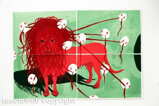 Viterbo - La mostra dedicata ai Bestiari