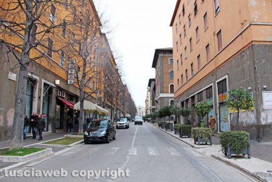 Viterbo - Via Marconi