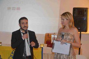 Simone Scataglini e Alessandra Viero