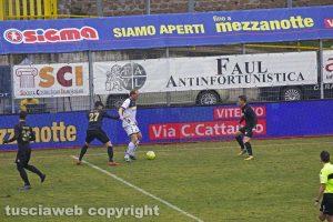 Sport - Calcio - Viterbese - Juve Stabia