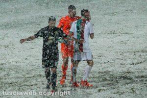 Sport - Calcio - Il match tra Viterbese e Ternana