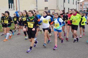 Sport - Atletica leggera - La prima prova del trofeo Fulvio Villa a Narni
