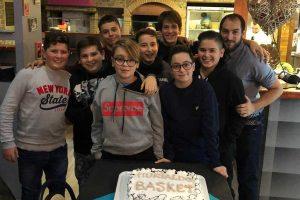 Sport - Pallacanestro - Murialdo - I ragazzi dell'under 13