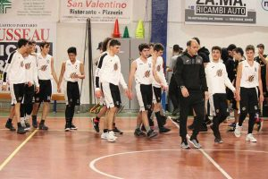 Sport - Pallacanestro - Murialdo basket - I ragazzi dell'under 18