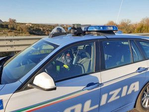 "Polizia stradale - Lo ""Street control"""