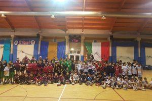 Sport - Pallacanestro - Il torneo della Befana a Montalto di Castro