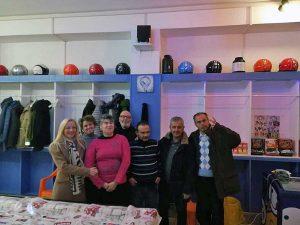 Ping pong e biliardino per i disabili di Montefiascone e Acquapendente