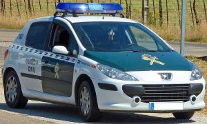 Guardia Civil - Spagna