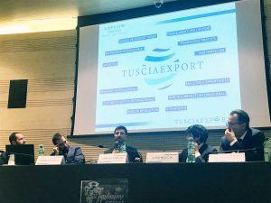 Daniele Sabatini, ideatore di Tusciaexport