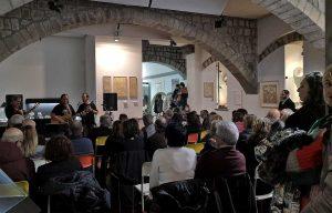Concerti jazz al museo della ceramica
