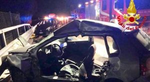L'incidente sull'A1