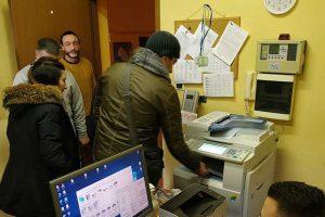 Civita Castellana - Una nuova stampante per il centro socio educativo Rosa Merlini Frezza