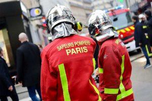 Parigi - Vigili del fuoco